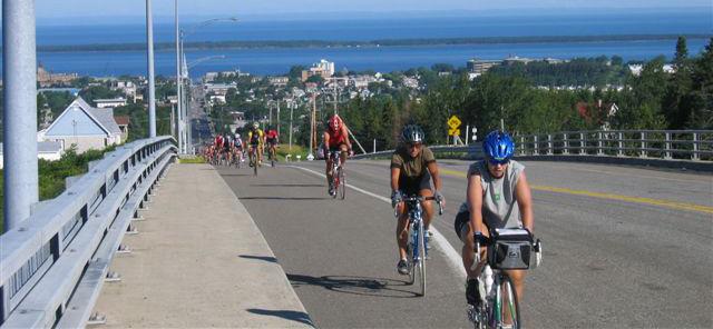Cyclotourisme Montréal